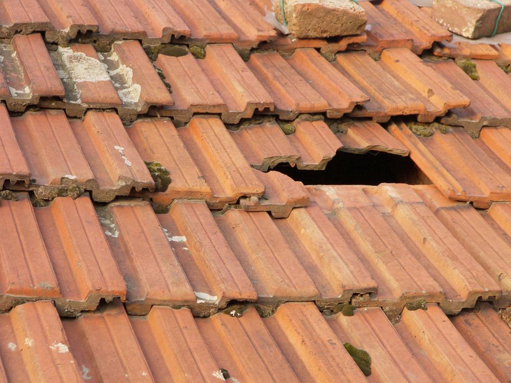 雨漏り 屋根