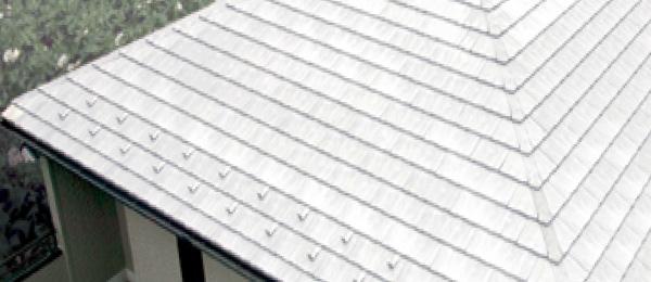 Aluminum Die Cast Roof Tiles